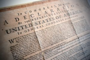 Declaration of Independence - The Real Independence Day