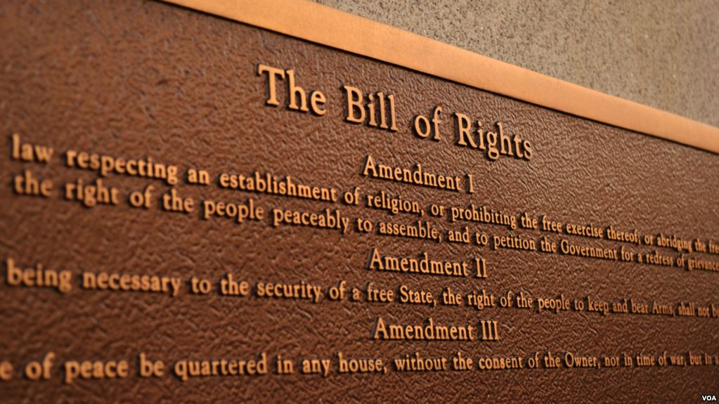 celebrate bill of rights day