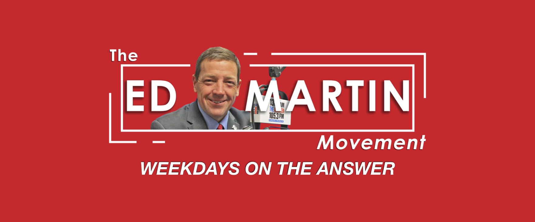 The Ed Martin Movement