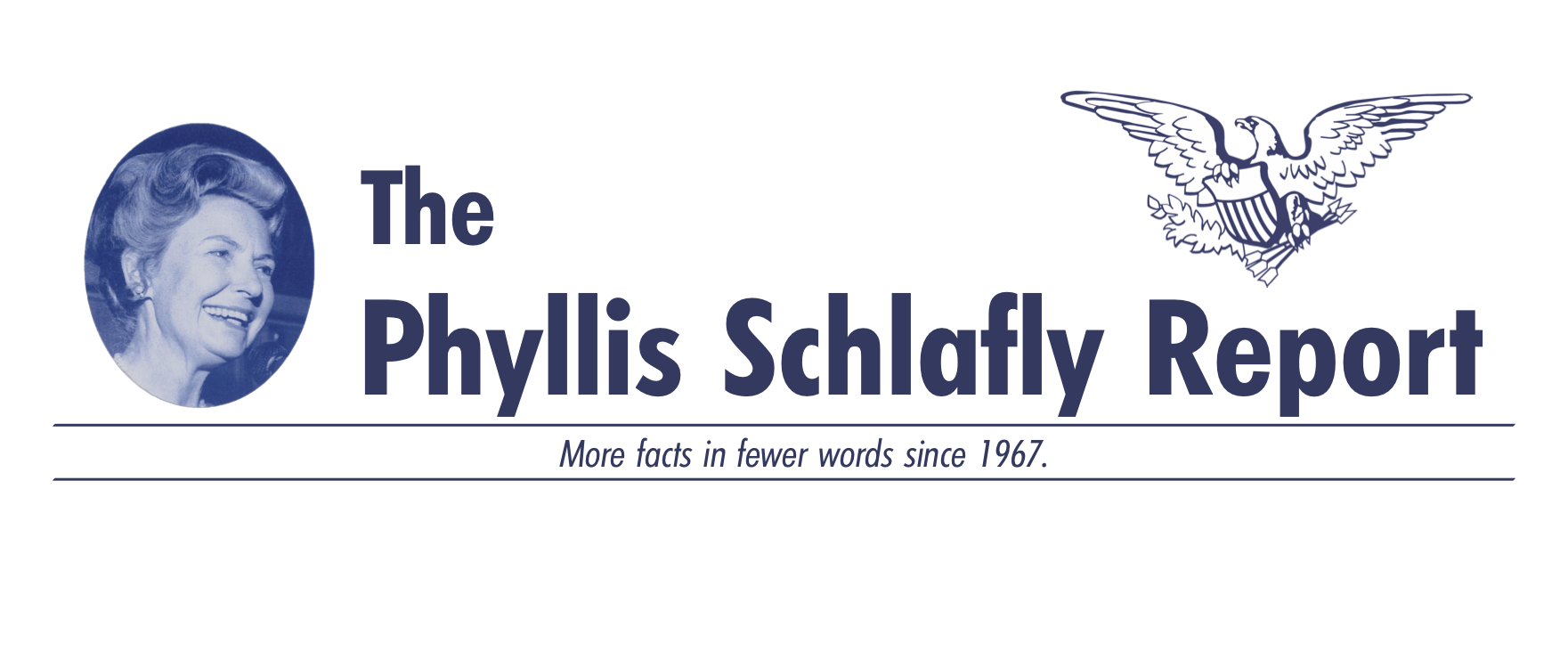 Phyllis Schlafly Report