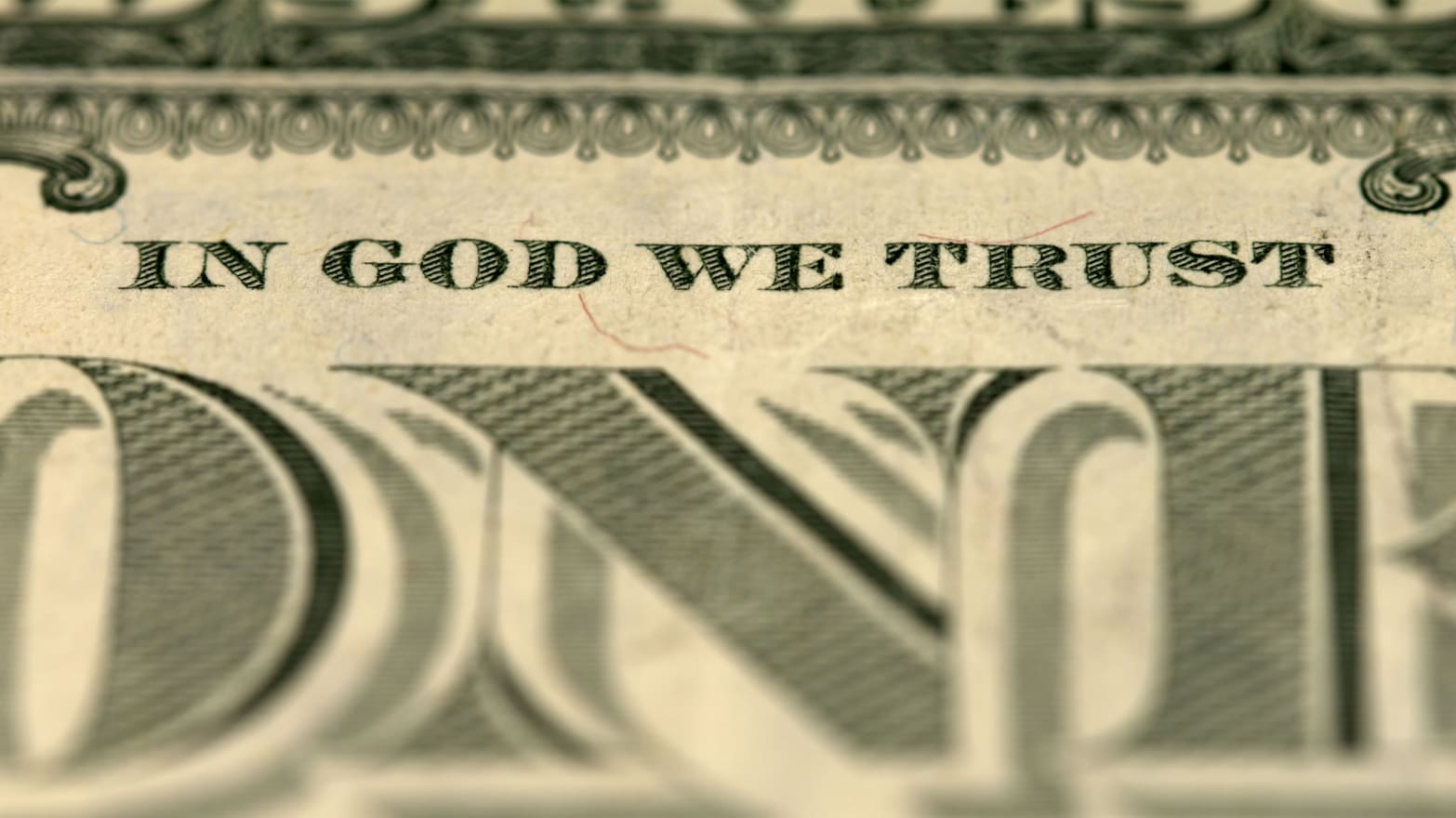 American National Motto: In God We Trust