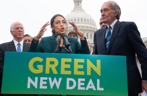 GREEN NEW DEAL - BOLDEST TACTIC YET TO ADVANCE UN AGENDA 21