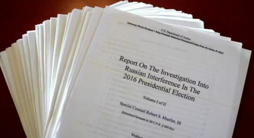 Mueller Report's Ambiguity