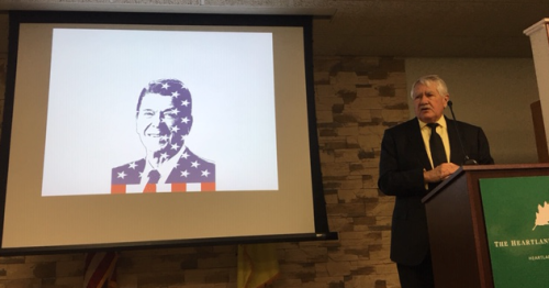 Author Larry Scweikart speaks on Reagan: The American President