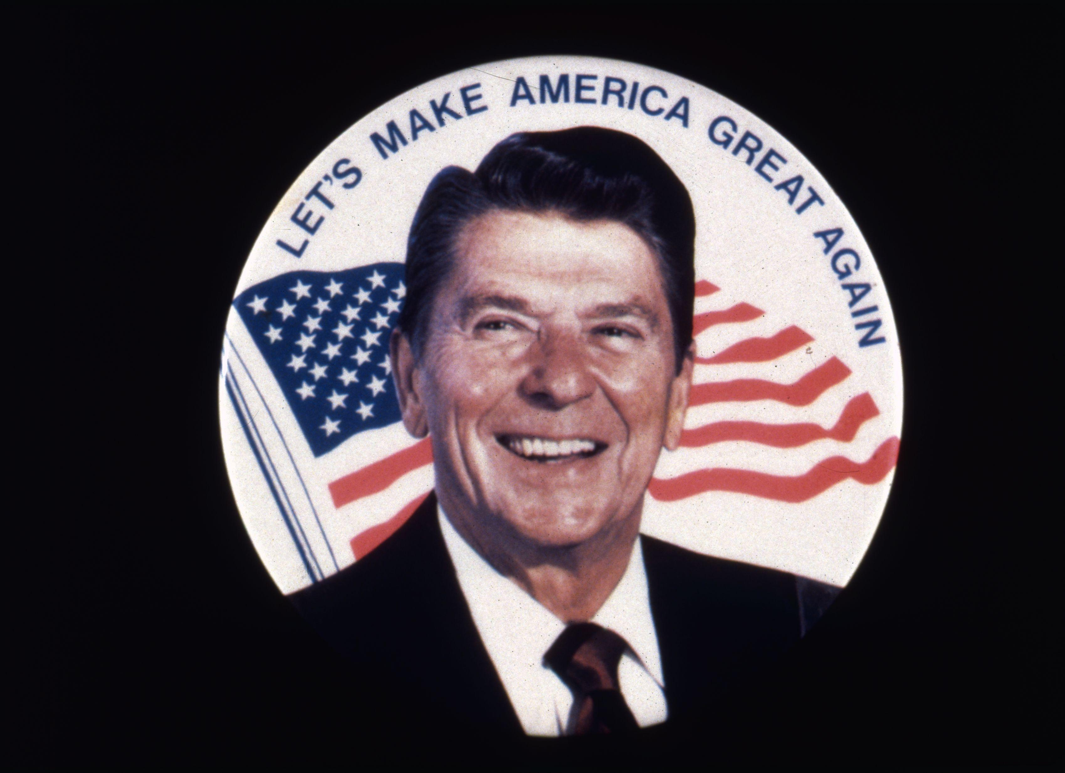 Ronald Reagan - Make America Great Again