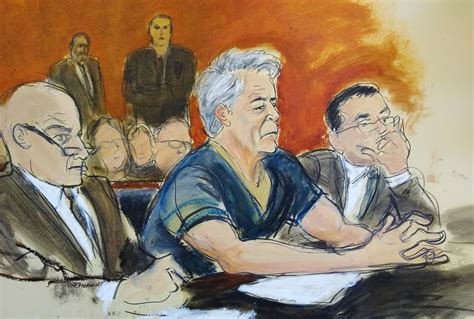 Jeffrey Epstein's death and the Deep State