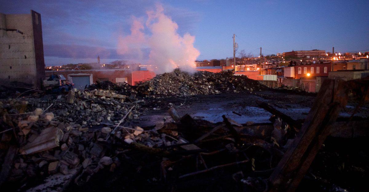 Baltimore: The Sad Plight of Democrat Strongholds