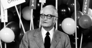 Puncturing the Barry Goldwater Myth