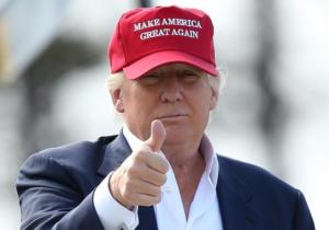 Candidate Donald J. Trump - Make America Great Again 2016