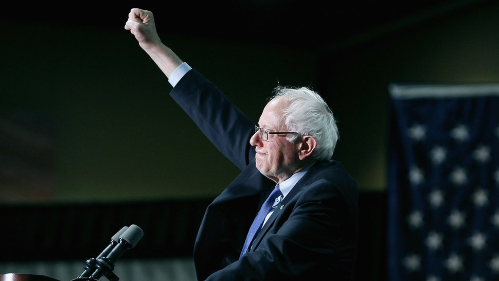 Bernie's Communist Cohorts