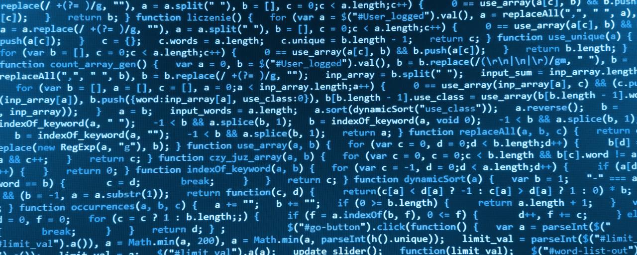 Computer codes