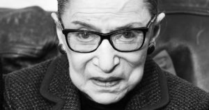 Ruth Bader Ginsburg's Paper Trail