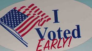 Early Voting Means Bad Electoral Practices