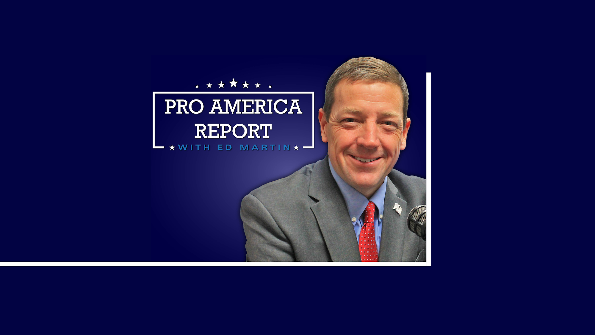 #ProAmericaReport podcast